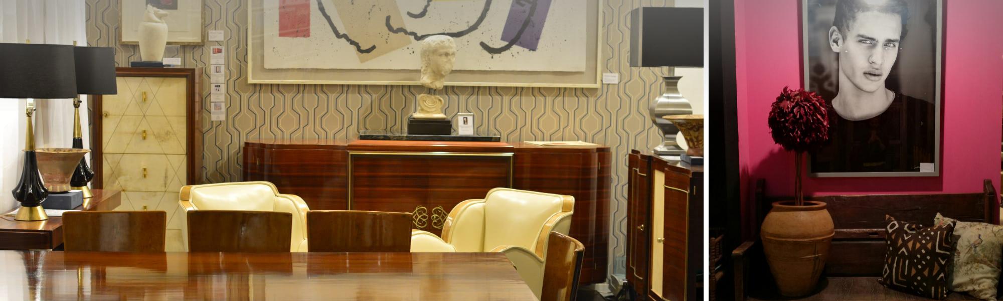 Anticuarios mobiliario francés