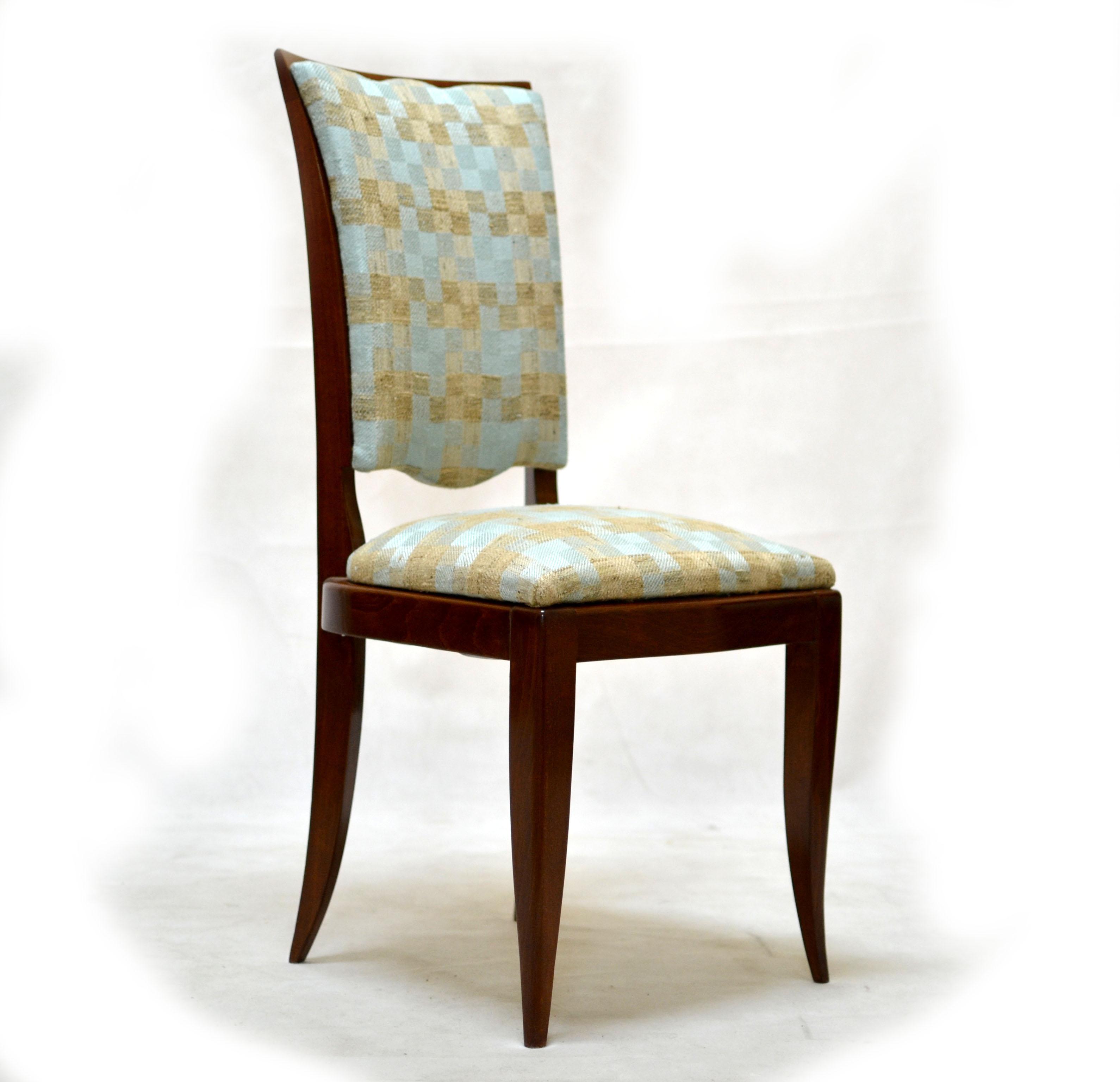 Sillas ulysse art dec anticuarios muebles artdeco for Anticuarios madrid muebles