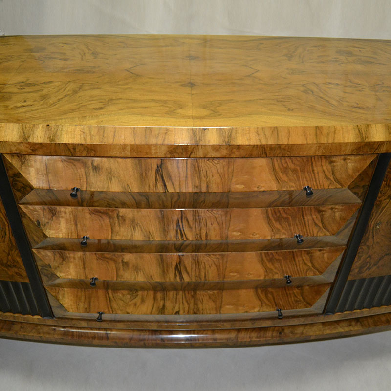 Ulysse art dec anticuarios muebles artdeco madrid antig edades - Aparador art deco ...