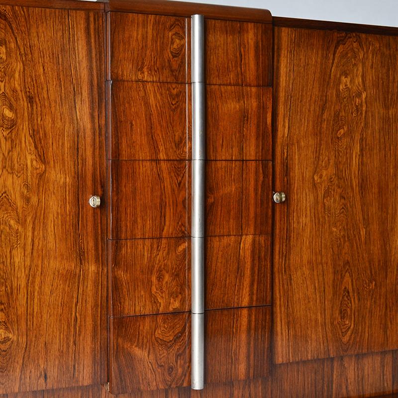 Buffet art deco en palisandro ulysse art dec for Palisandro muebles