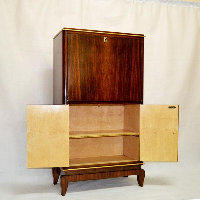 Escritorio abattant art deco ulysse art dec - Anticuarios madrid muebles ...
