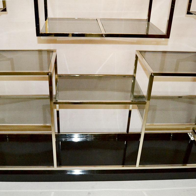 Gran estanteria romeo rega ulysse art dec - Anticuarios madrid muebles ...