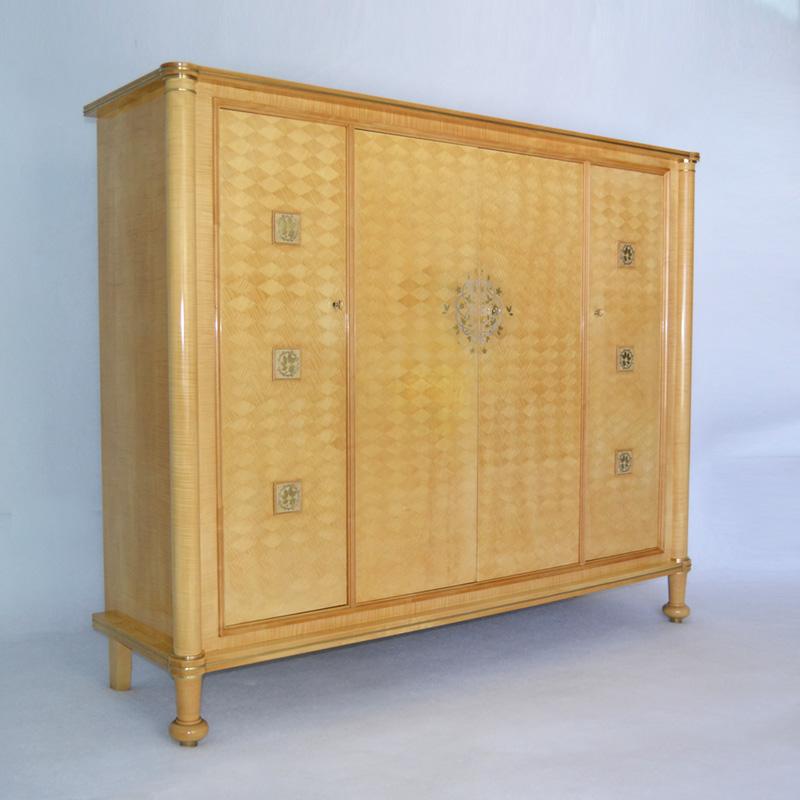 Buffet ulysse art dec anticuarios muebles artdeco - Anticuarios madrid muebles ...