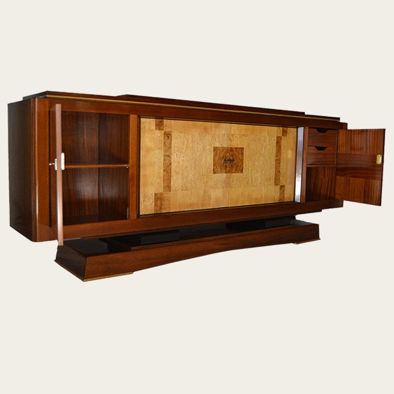 Gran buffet a porteneuve ulysse art dec anticuarios - Anticuarios madrid muebles ...