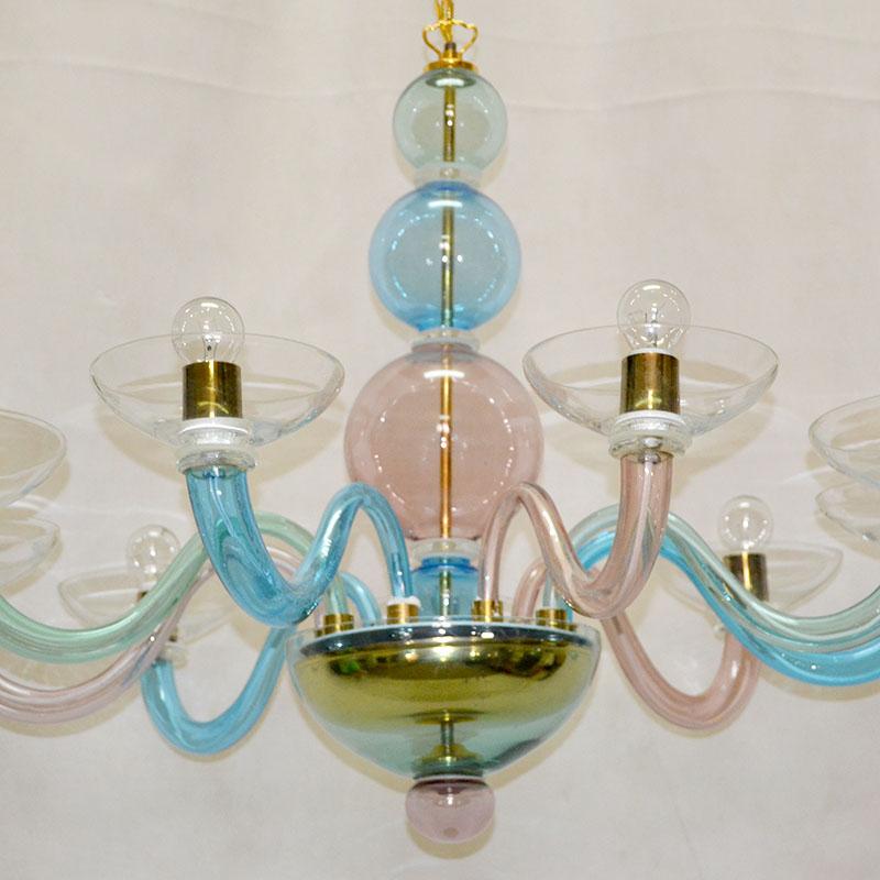 Lámp. de techo | Lampara murano | Ulysse Art Decó | Anticuarios ...