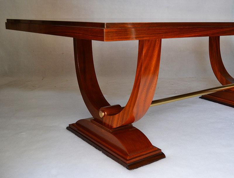 Gran mesa Art Deco   Ulysse Art Decó   Anticuarios muebles artdeco ...