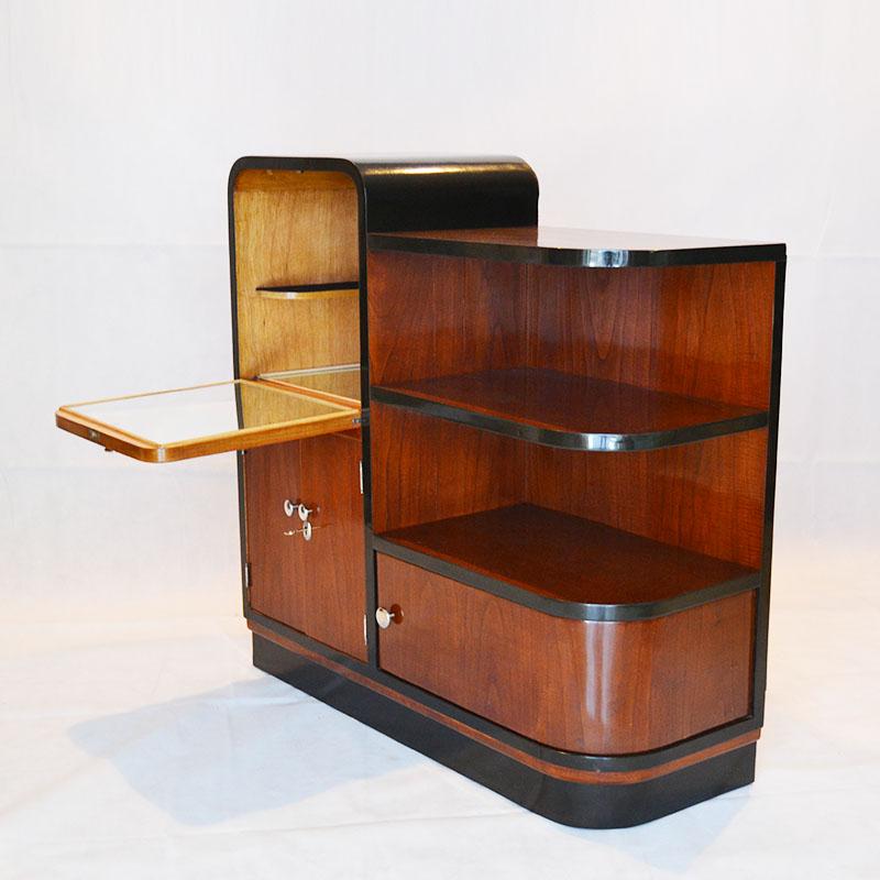 Muebles varios mueble bar ulysse art dec - Mueble art deco ...