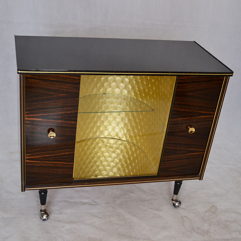 Muebles varios mueble bar ulysse art dec - Anticuarios madrid muebles ...