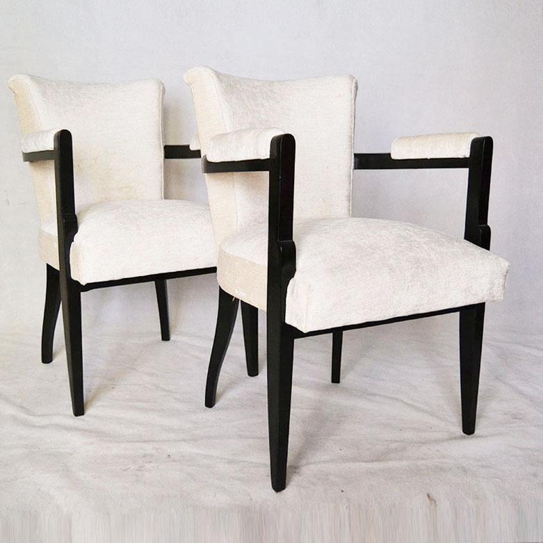 Sillones ulysse art dec anticuarios muebles artdeco for Anticuarios madrid muebles