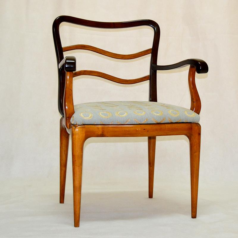 Sillones pareja de sillones sicomoro ulysse art dec - Anticuarios madrid muebles ...