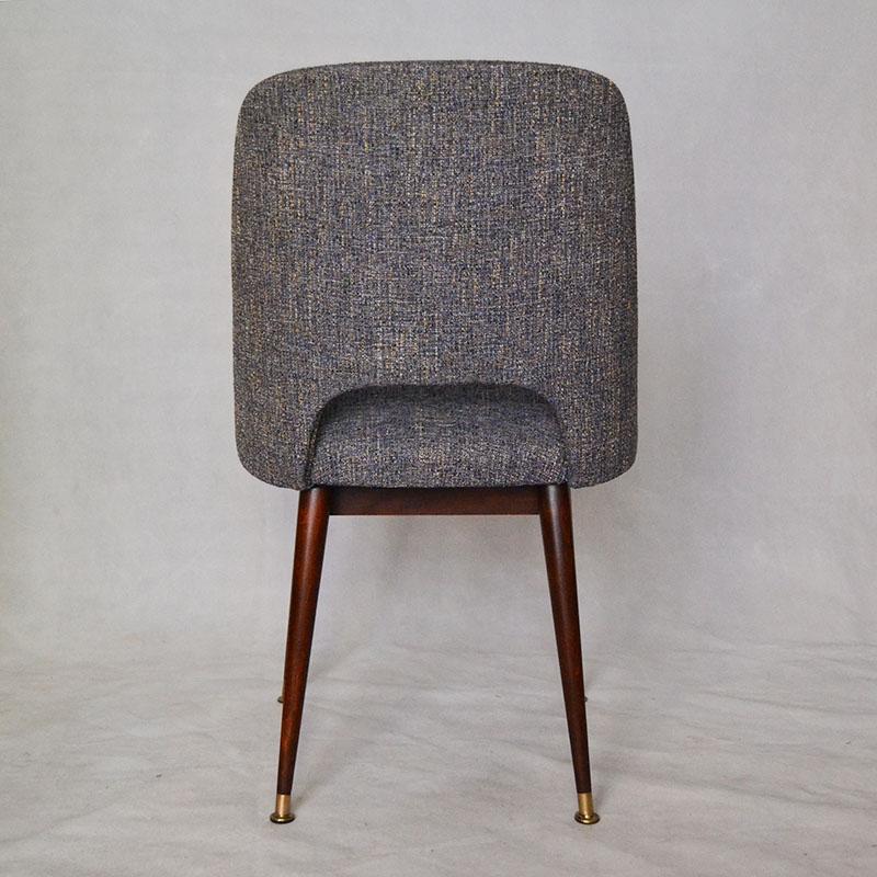 Sillas cuatro sillas a os 50 ulysse art dec - Muebles anos 50 madrid ...