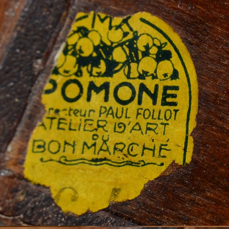 Buffet Pomone Paul Follot