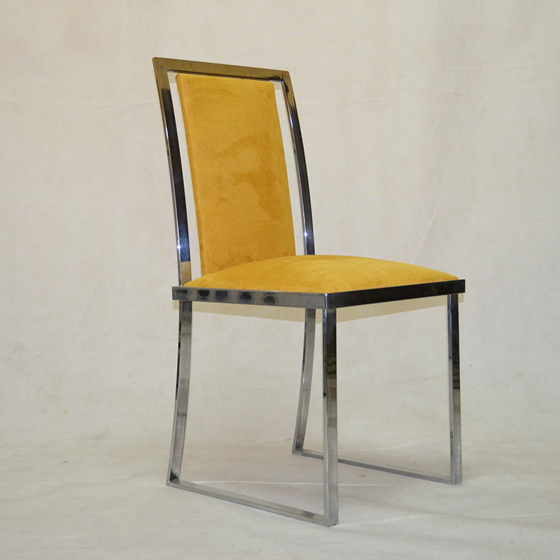 Conjunto seis sillas michel mangematin ulysse art dec - Muebles alcantara ...